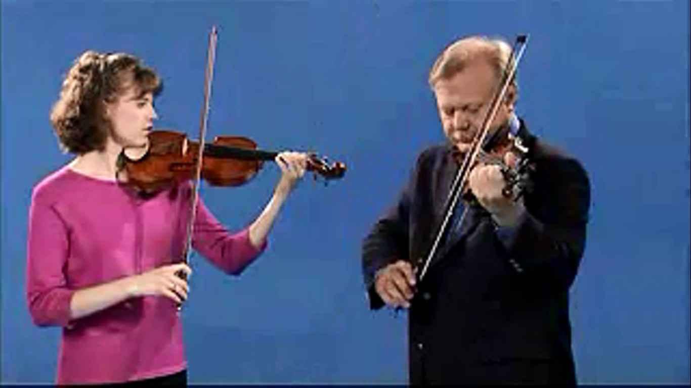 violon master