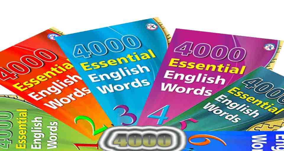 4000 Essential-English-Words