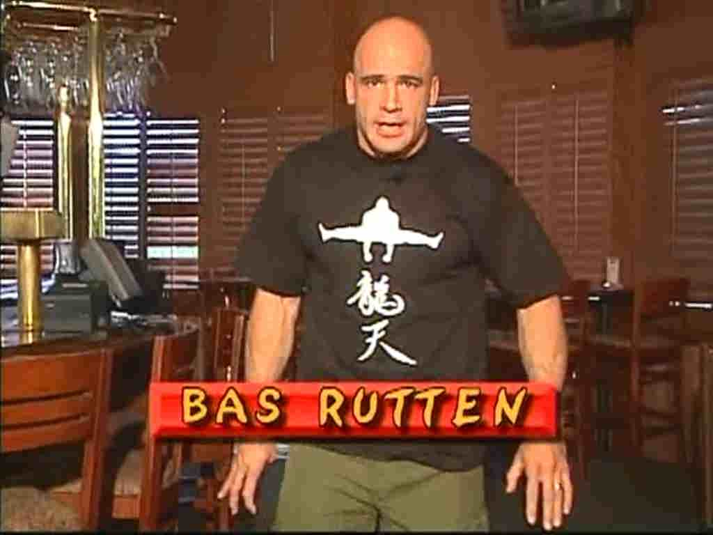 Bas Rutten-Self Defense System