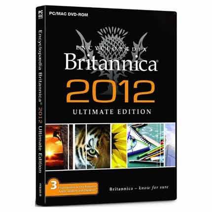 Britannica 2012