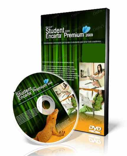 Microsoft Encarta Premium 2009