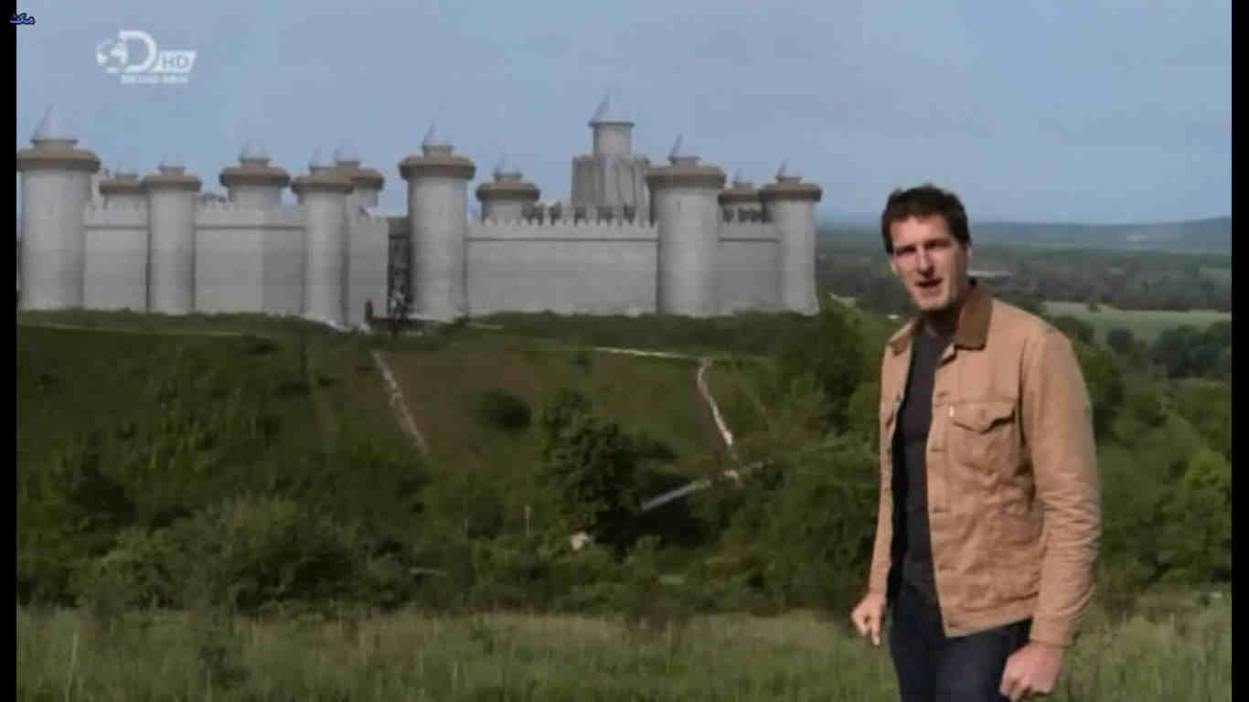 Battle Castle with Dan Snow Chateau Gaillard-بهترین دانلود